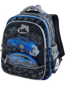 Детский школьный рюкзак De Lune 54-03 Синий