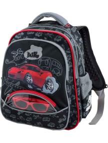 Детский школьный рюкзак De Lune 54-03 Красный