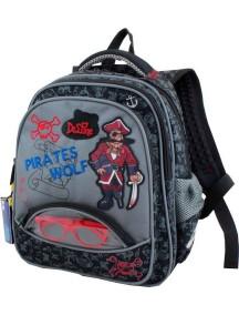 Детский школьный рюкзак De Lune 54-04 Черный
