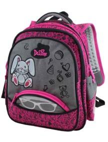 Детский школьный рюкзак De Lune 54-05 Серый