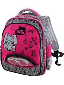 Детский школьный рюкзак De Lune 54-05 Розовый