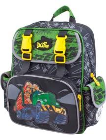 Детский школьный рюкзак De Lune 57-09 Зеленый