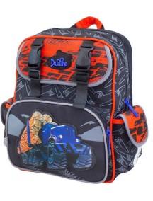 Детский школьный рюкзак De Lune 57-09 Оранжевый