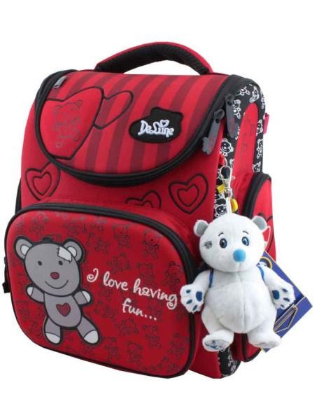 Детский школьный рюкзак De Lune 3-127