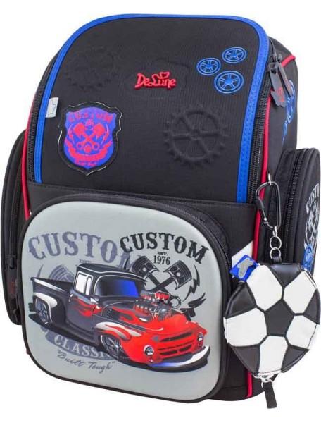 Детский школьный рюкзак De Lune 6-105