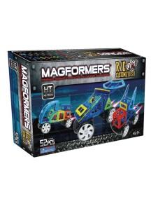 Магнитный конструктор MAGFORMERS 63091 R/C Customized Set (Радиоуправляемые машины)
