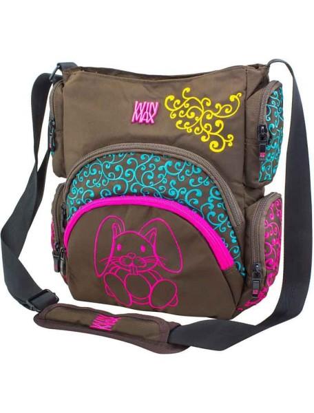 Детская сумка WinMax D-038 Коричневая