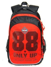 Детский школьный рюкзак UFO PEOPLE 6618 Красный