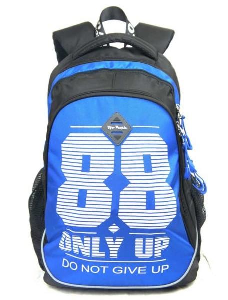 Детский школьный рюкзак UFO PEOPLE 6619 Синий