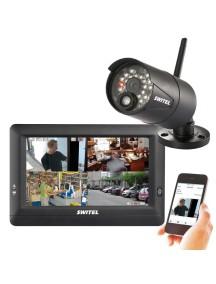 Беспроводная система видеонаблюдения Switel HSIP5000 (Свител)