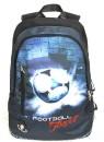 Детский школьный рюкзак UFO PEOPLE PRINTBAG 6901 черный