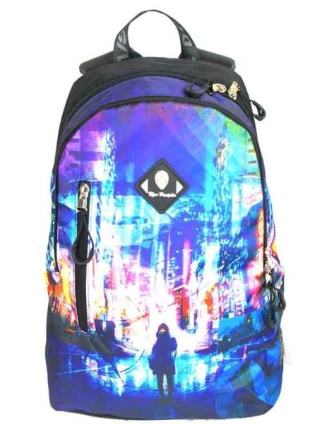 Детский школьный рюкзак UFO PEOPLE PRINTBAG 6916