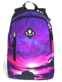 Детский школьный рюкзак UFO PEOPLE PRINTBAG 6918
