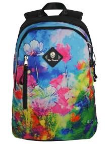 Детский школьный рюкзак UFO PEOPLE PRINTBAG 6921