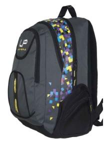 Детский школьный рюкзак UFO PEOPLE 7000-1 серый