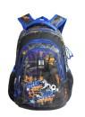Детский школьный рюкзак UFO PEOPLE 5950