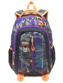 Детский школьный рюкзак UFO PEOPLE 5958