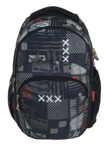 Детский школьный рюкзак UFO PEOPLE PREMIUM 4776
