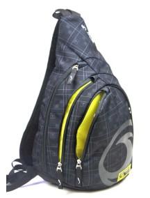 Детский школьный рюкзак UFO PEOPLE однолямка 5640-5