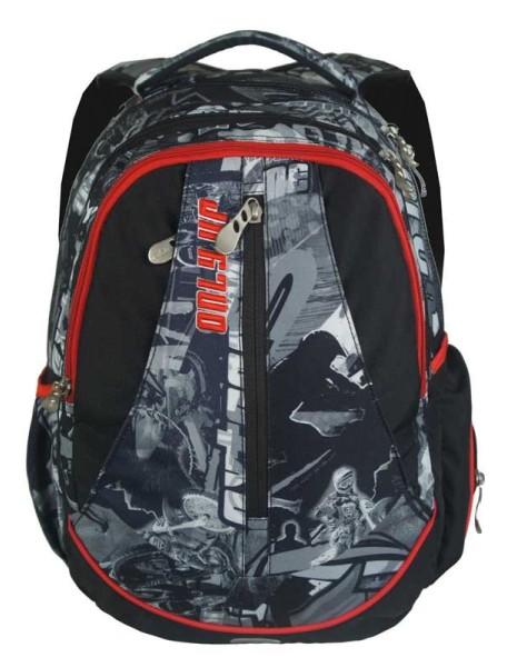 Детский школьный рюкзак UFO PEOPLE PREMIUM 4772