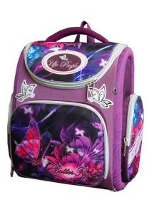 Детский школьный ранец UFO PEOPLE 5203 фиолетовый