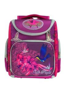 Детский школьный ранец UFO PEOPLE 5206 фиолетовый