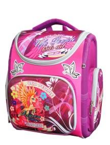 Детский школьный ранец UFO PEOPLE 5207 розовый