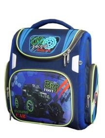 Детский школьный ранец UFO PEOPLE 5213 синий