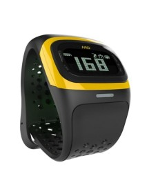 Mio Alpha 2 - спортивные часы-пульсометр желтые