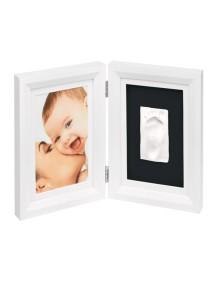 Рамочка двойная (белая) Baby Art
