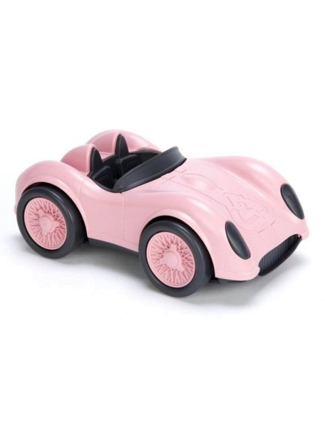 Гоночная машинка розовая GreenToys (сделано в США)