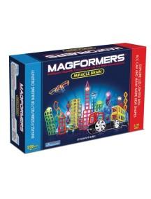 Магнитный конструктор MAGFORMERS 63093 Miracle Brain Set (Удивительный набор)