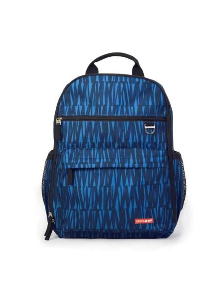 Рюкзак для мамы Skip Hop Duo Blue Graffiti