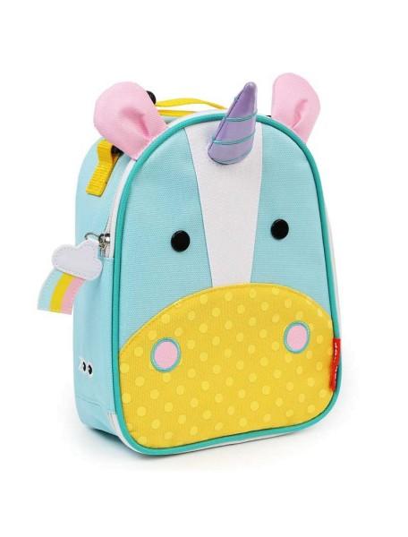 Детская термо-сумка для еды Skip Hop Zoo Lunchies - Единорог