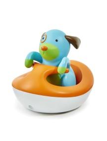 """Игрушка для ванной """"Щенок на гидроцикле"""" Skip Hop"""