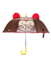 Детский зонтик Skip Hop Zoo Umbrella Monkey Обезьянка