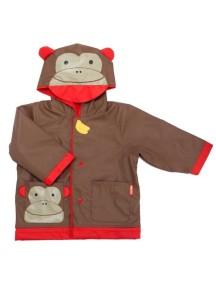 Плащ дождевик Skip Hop Zoo Rain Gear Monkey Обезьянка