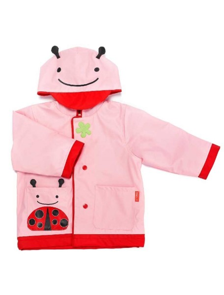 Плащ дождевик Skip Hop Zoo Rain Gear Ladybug Божья коровка