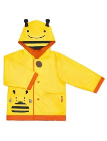 Плащ дождевик Skip Hop Zoo Rain Gear Bee Пчела