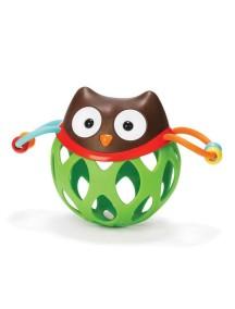 Развивающая игрушка-погремушка  Skip Hop Сова