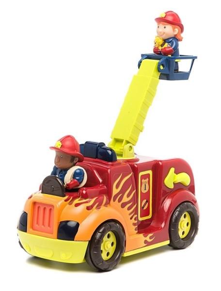 Пожарная машинас подъемником B Dot/Battat (Канада)