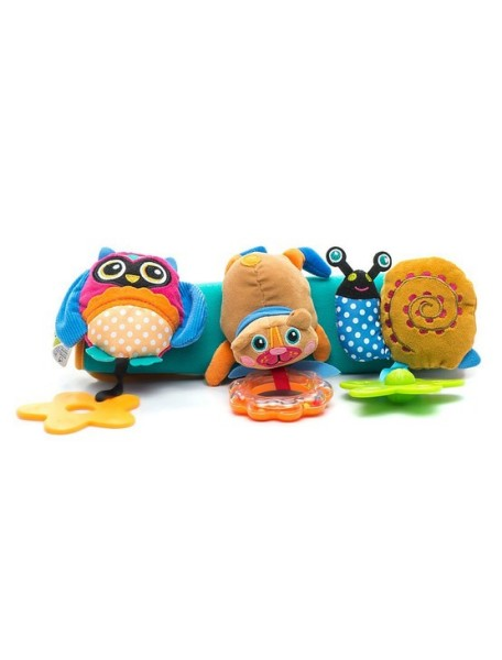 Развивающая игрушка-подвеска на коляску OOPS Лес