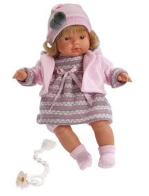 Кукла Лидия 38 см Llorens Juan, S.L.