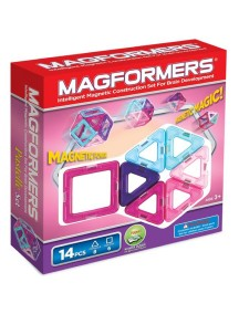 Магнитный конструктор MAGFORMERS 63096 14 Pastelle
