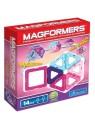 Магнитный конструктор MAGFORMERS 63096 Pastelle