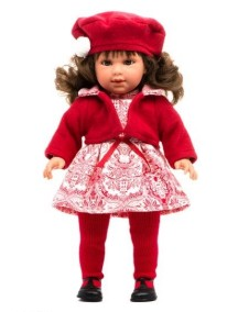 Кукла Мартина 40 см Llorens Juan, S.L.