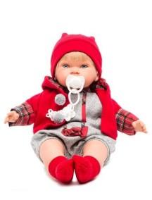 Кукла Саша 42 см Llorens Juan, S.L.