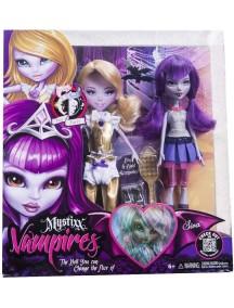 Уникальная двуликая кукла Mystixx Vampires Mystixx Vampires Day&Night (Мистикс вампир) Сива с одеждой