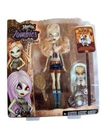 Уникальная двуликая кукла Mystixx Zombie (Мистикс зомби) Азра