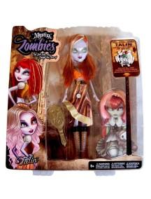 Уникальная двуликая кукла Mystixx Zombie (Мистикс зомби) Талин